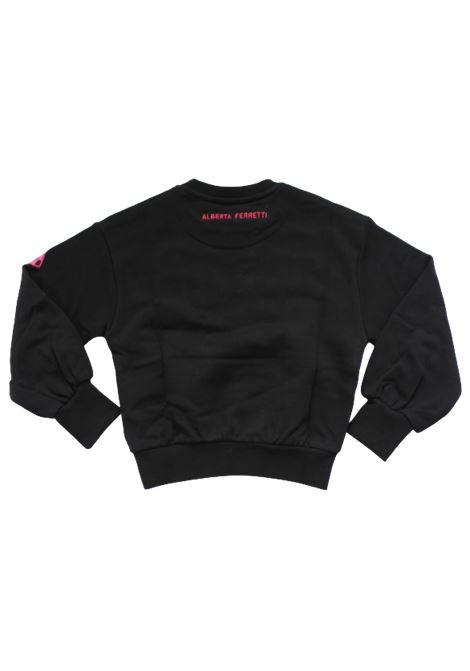 ALBERTA FERRETTI | sweatshirt | 025392NERO