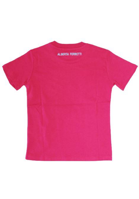 ALBERTA FERRETTI | T-shirt | ALB85FUXIA