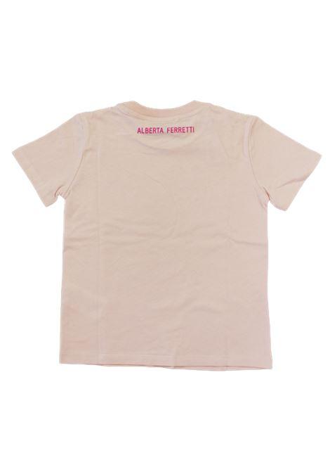 ALBERTA FERRETTI | T-shirt | ALB85ROSA