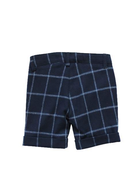 ALETTA | Bermuda pants  | ALE61BLU
