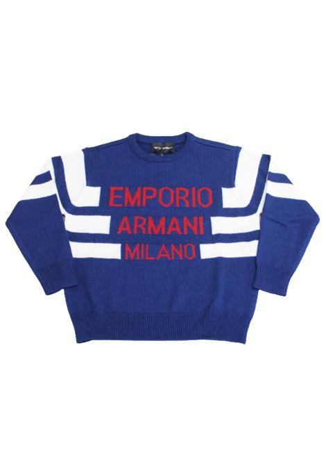 Maglia lana Armani ARMANI | Maglia | 6H4MXKBLUETTE