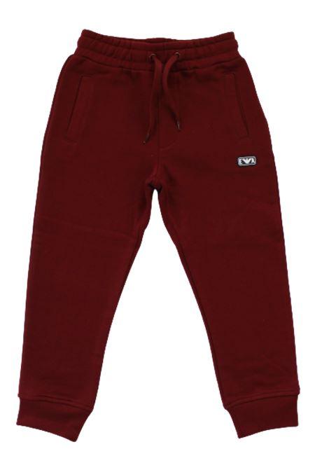 Pantalone Armani ARMANI | Pantalone | 6H4P98BORDEAUX