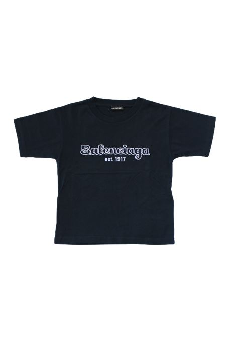 BALENCIAGA | T-shirt | TFV238065BLU