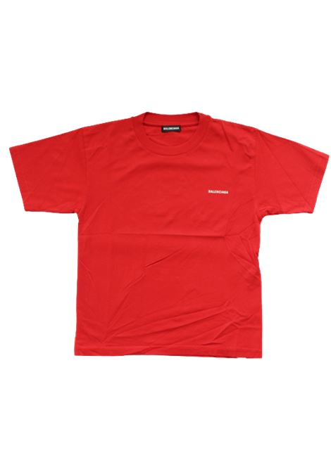 BALENCIAGA | T-shirt | WL0556155ROSSO