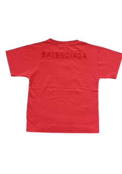BALENCIAGA | T-shirt | WP8528617ROSSO