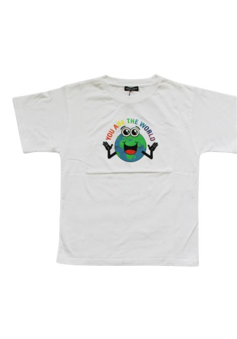 BALENCIAGA | T-shirt | WP8556155BIANCO
