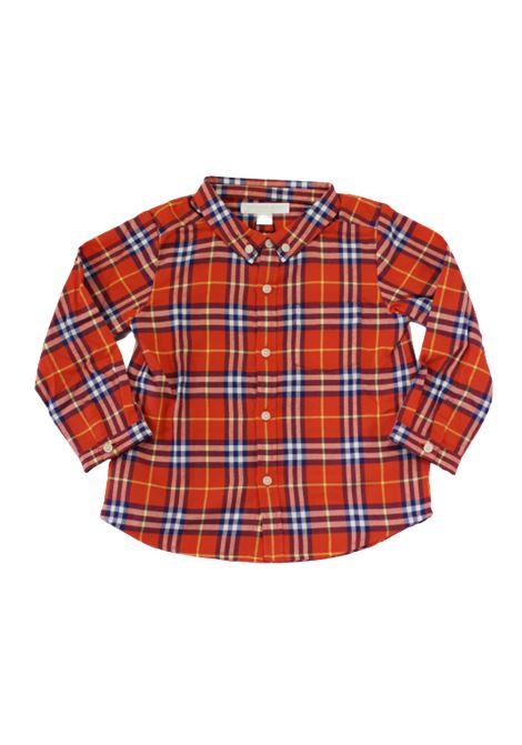 Camicia Burberry BURBERRY | Camicia | 8003440ROSSO