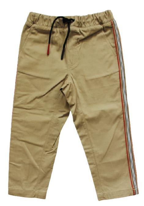 Pantalone Burberry BURBERRY | Pantalone | 8011559BEIGE