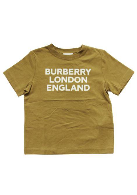 T-shirt Burberry BURBERRY | T-shirt | 8028808VERDE OLIVA