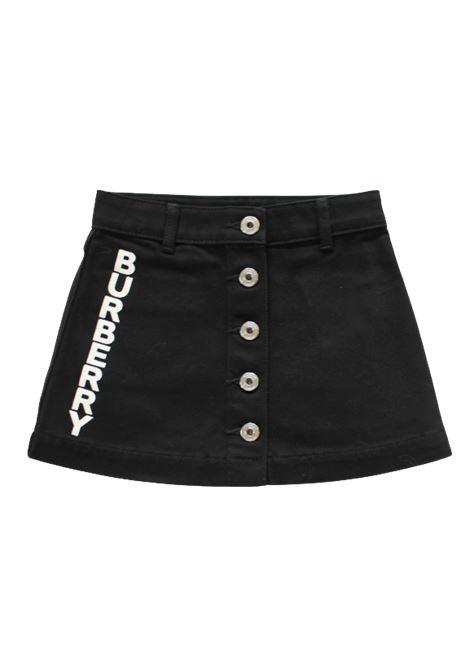 BURBERRY | skirt | 8032737NERO