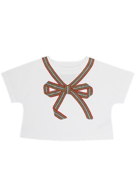BURBERRY | T-shirt | 8032883BIANCO