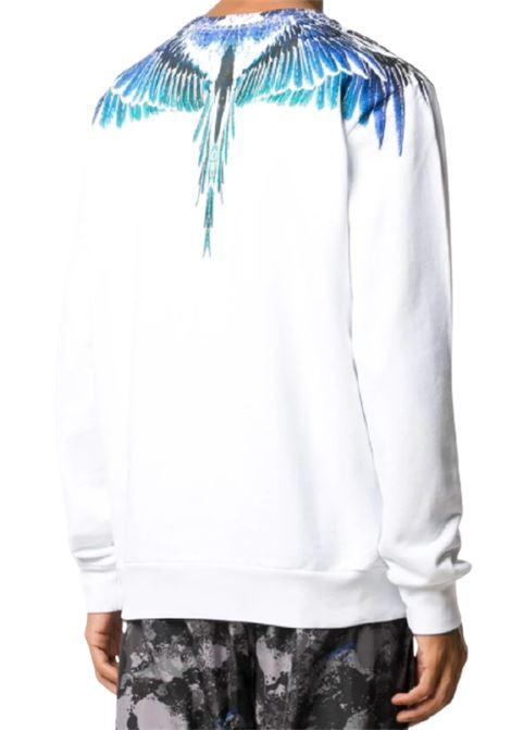 BURLON | sweatshirt | CMBA009E20FLE0010143BIANCO