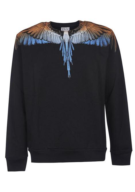 BURLON | sweatshirt | CMBA009R21FLE0011020NERO