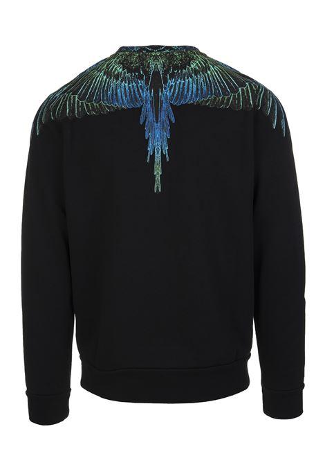 BURLON | sweatshirt | CMBA009R21FLE0011069NERO