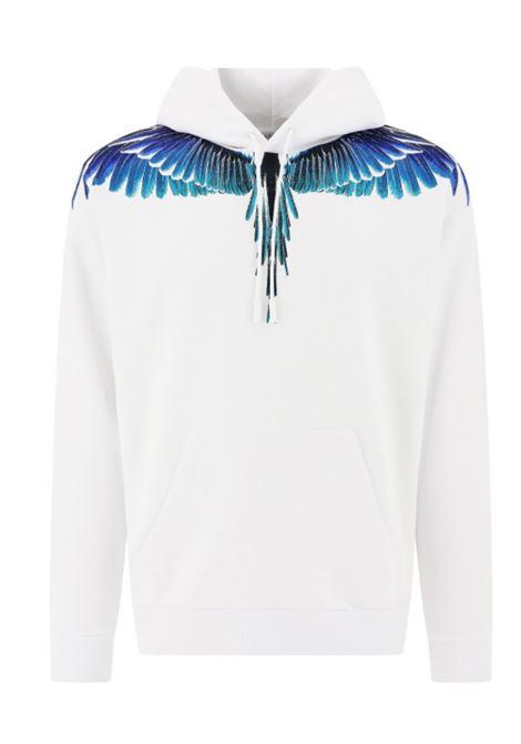BURLON | sweatshirt | CMBB007E20FLE0010143BIANCO