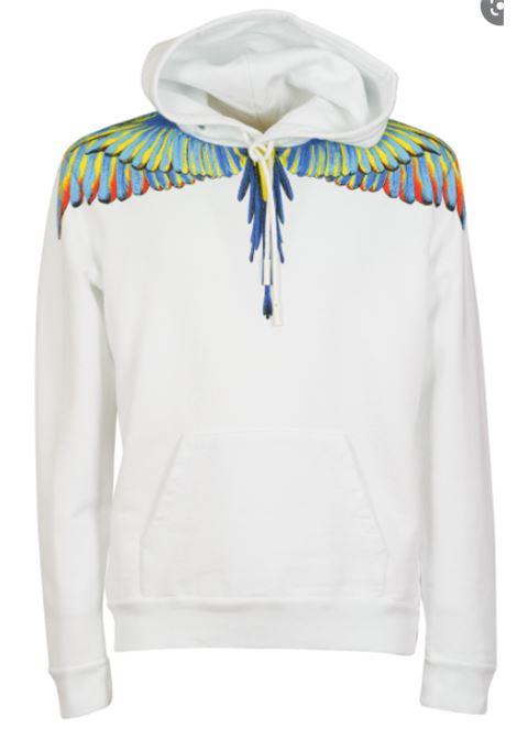 BURLON | sweatshirt | CMBB007S21FLE0010145BIANCO