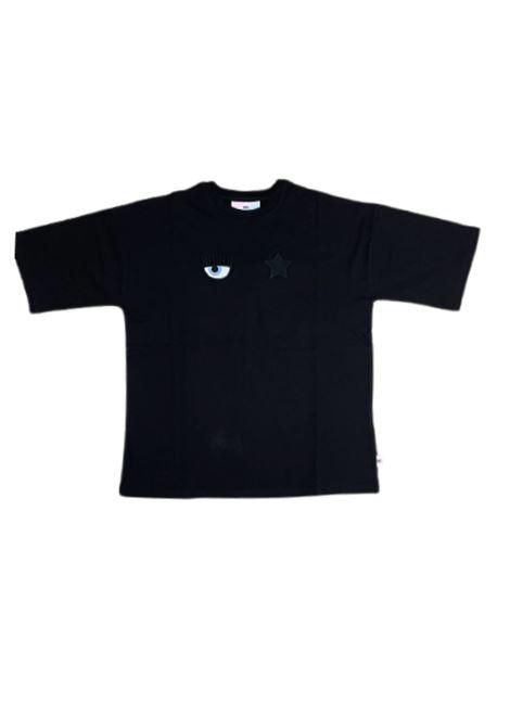 CHIARA FERRAGNI   T-shirt   71CBHT02NERO