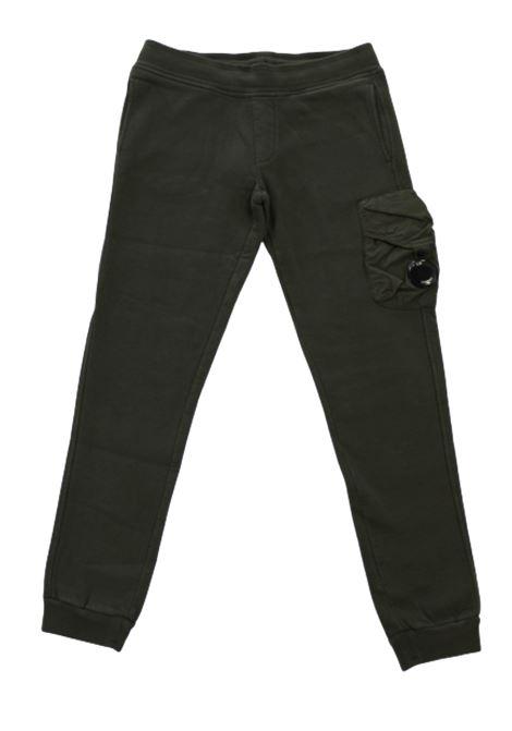 Pantalone CP Company CP COMPANY | Pantalone | CPC17VERDE