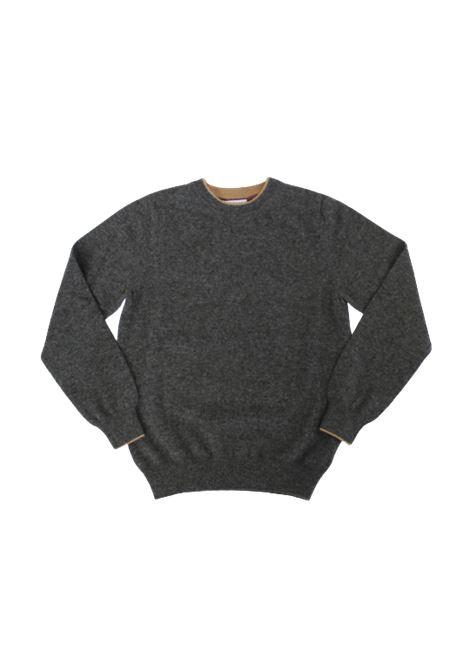 Maglia lana Cucinelli CUCINELLI | Maglia | B22M10000BGRIGIO