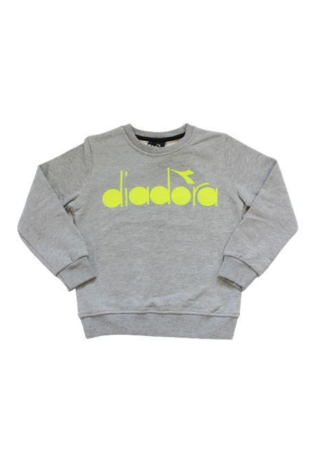 DIADORA | sweatshirt | 025445GRIGIO