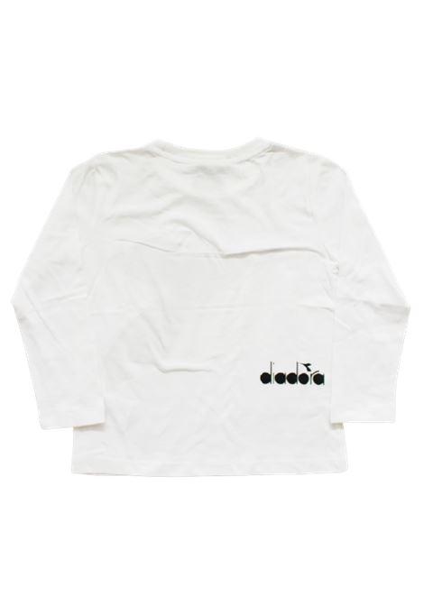 T-shirt Diadora DIADORA   T-shirt   025447BIANCO
