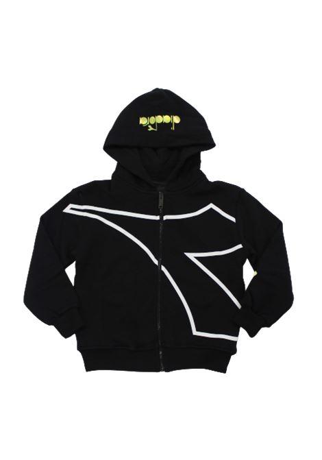 DIADORA | sweatshirt | 025450NERO