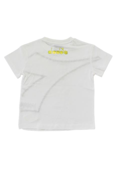 DIADORA | T-shirt | 025454BIANCO