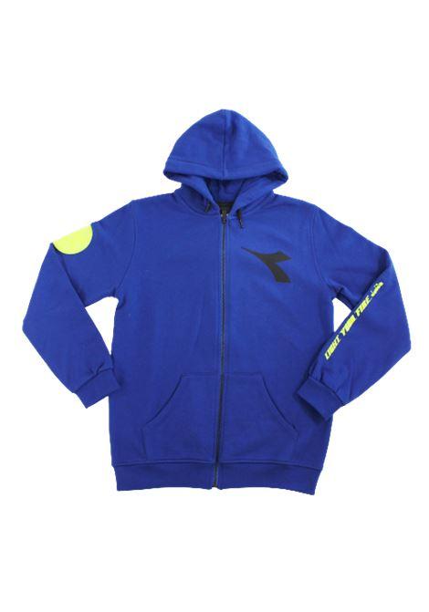DIADORA | sweatshirt | 025463BLUETTE