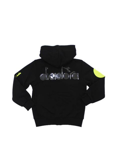 DIADORA | sweatshirt | 025465NERO