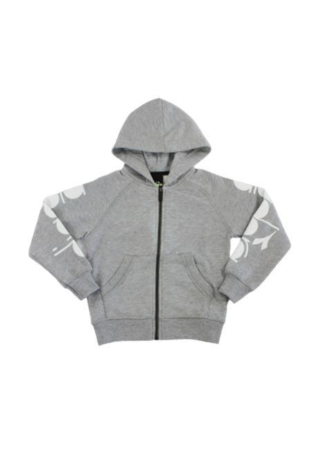 DIADORA | sweatshirt | 025717GRIGIO