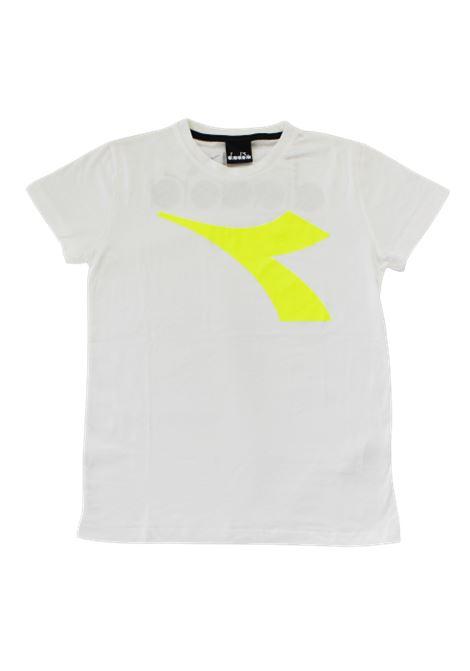 DIADORA | T-shirt | 025720BIANCO