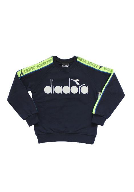 DIADORA | sweatshirt | 025840BLU
