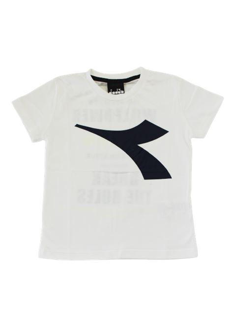DIADORA | T-shirt | 025976BIANCO