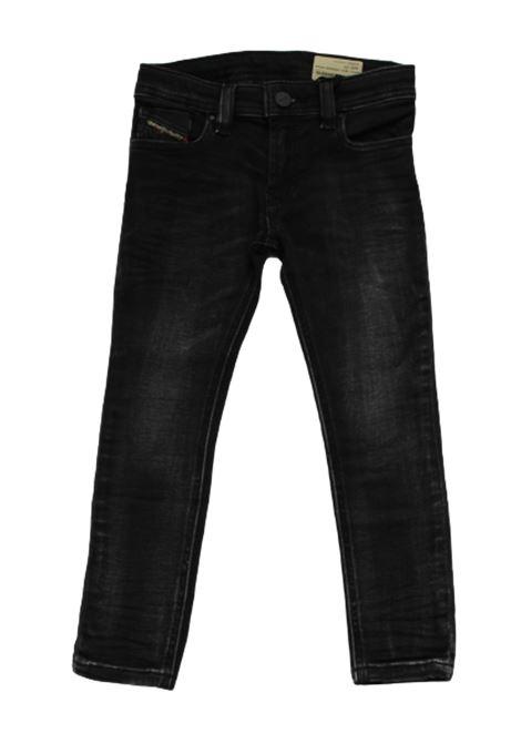 DIESEL | jeans  | 00J3Y1KXB50NERO