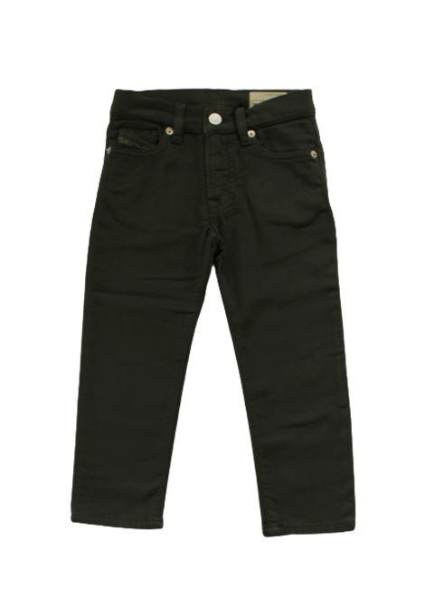 DIESEL | trousers | 00J46VVERDE