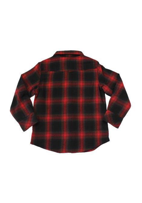 DIESEL | shirt | 00J4XX0BROSSO