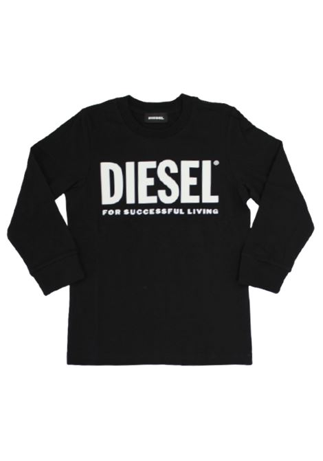 DIESEL | T-shirt | 00J4Y0NERO