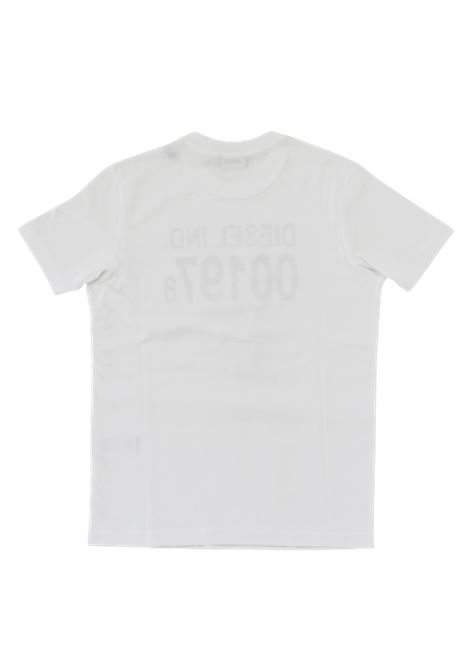 DIESEL | T-shirt | 00J4YBBIANCO