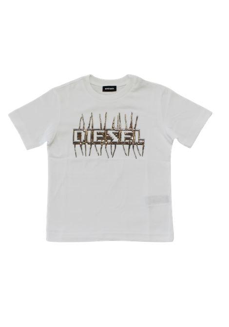 DIESEL | T-shirt | 00J4YBIANCO