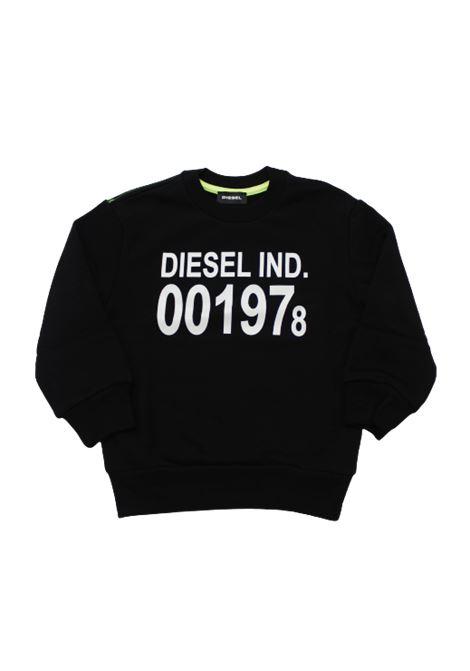 DIESEL | sweatshirt | 00J4YSNERO