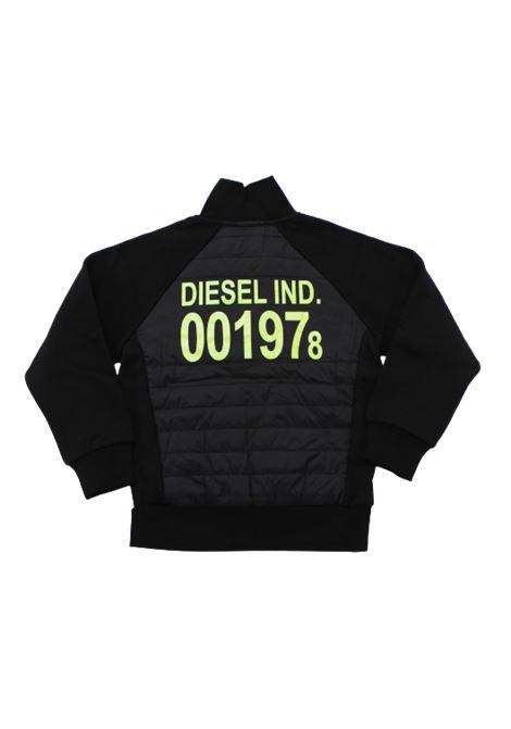 DIESEL | sweatshirt | 00J52WNERO