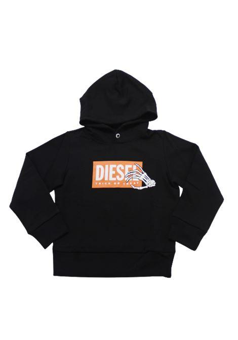 DIESEL | sweatshirt | 00J56INERO