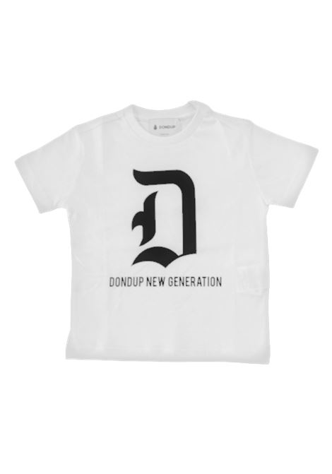 T-shirt Dondup DONDUP   T-shirt   DON321BIANCO