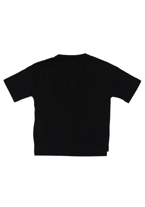 T-shirt Dondup DONDUP   T-shirt   DON322NERO
