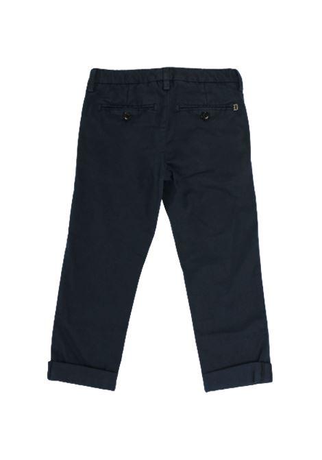 Pantalone Dondup DONDUP   Pantalone   DON327BLU