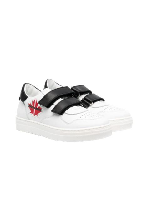 SNEAKERS DSQUARED2 DSQUARED2 | Sneakers | 68455BIANCO