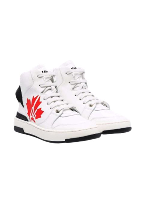 SNEAKERS DSQUARED2 DSQUARED2 | Sneakers | 68488BIANCO