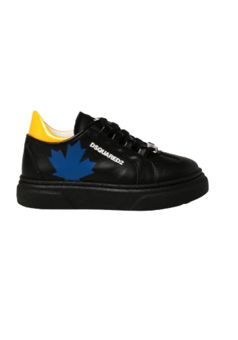 SNEAKERS DSQUARED2 DSQUARED2 | Sneakers | 68519NERO