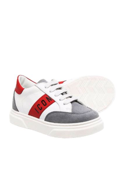 SNEAKERS DSQUARED2 DSQUARED2 | Sneakers | 68643GRIGIO