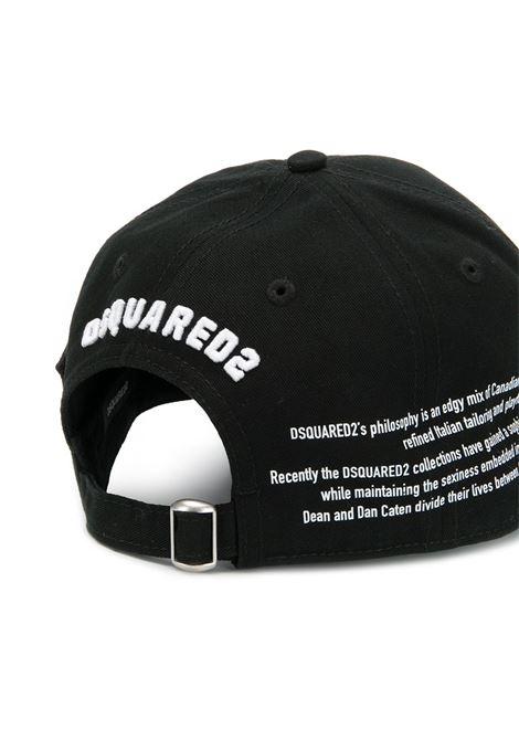 DSQUARED2 | hat | BCM029005C00001NERO